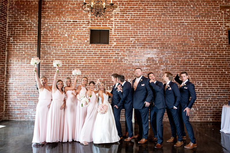 Fun Bridals Party