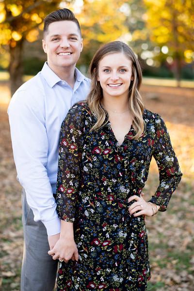 Fall Engagement Pics