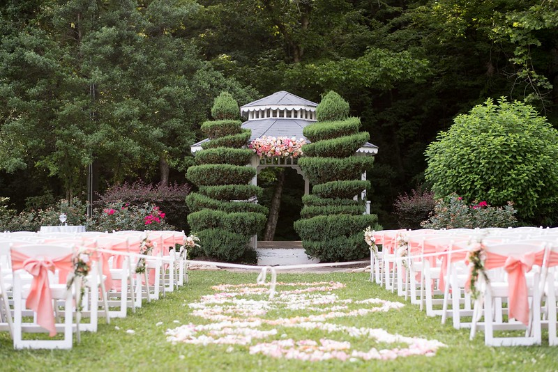Dara's Garden Wedding