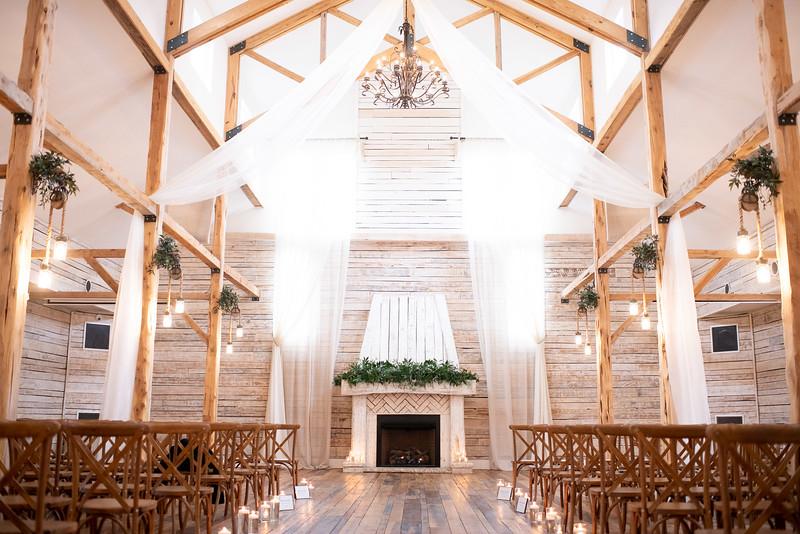 Ramble Creek Wedding Ceremony