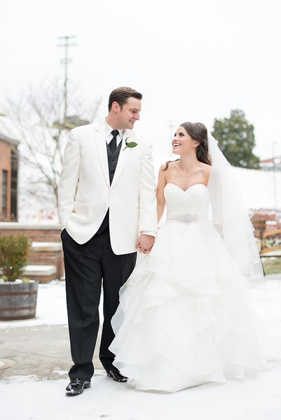 Knoxville Winter Wedding Photographers