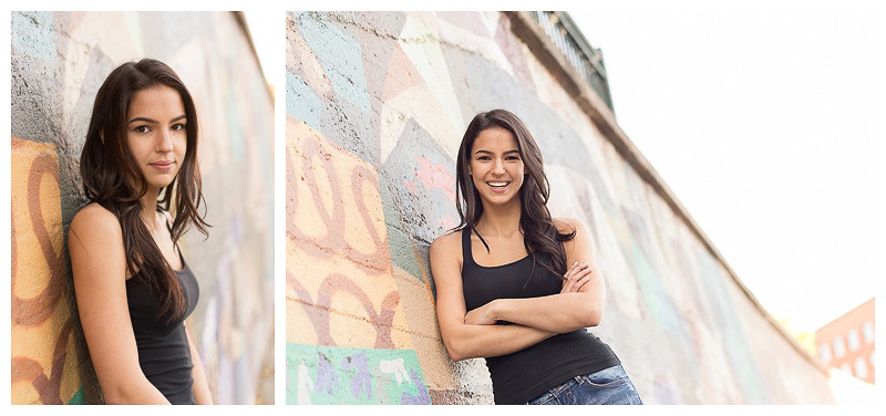 Denver Colorado Girls Urban Senior Session-11