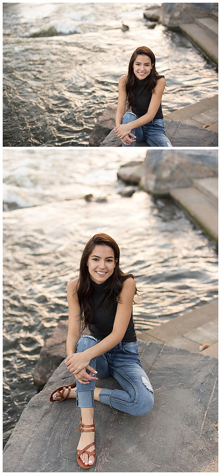 Denver Colorado Girls Urban Senior Session-10