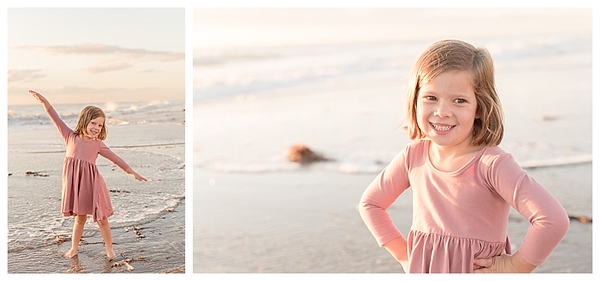 Sunrise Family Beach Session Cocoa Beach Florida_0003