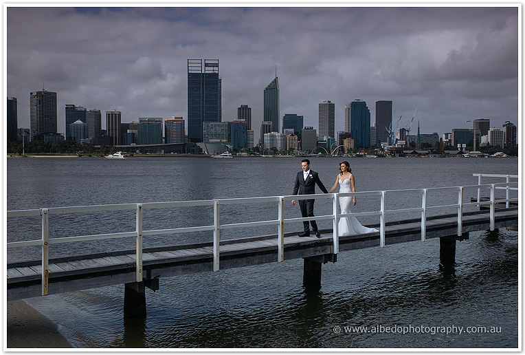 Pan Pacific Perth Wedding Photographer