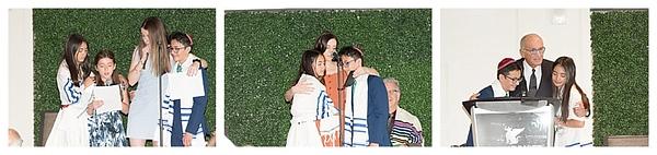 Denver Colorado B'Nai Mitzvah Ceremony_0007