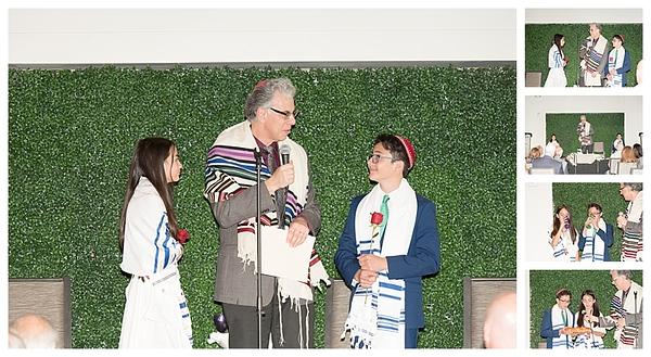 Denver Colorado B'Nai Mitzvah Ceremony_0008