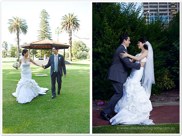 Queens Gardens and Frasers Restaurant Wedding  | Jade and Aaron JA 0850 Edit XL