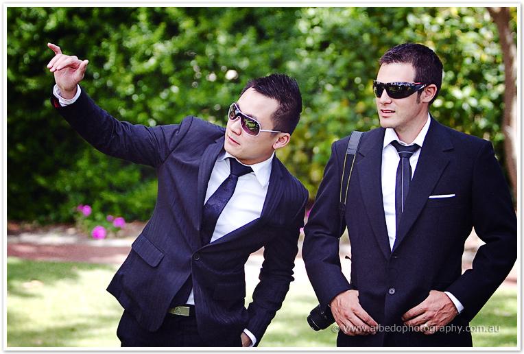 Queens Gardens and Frasers Restaurant Wedding  | Jade and Aaron JA 0634 Edit XL