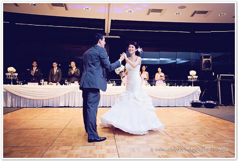 Queens Gardens and Frasers Restaurant Wedding  | Jade and Aaron JA 1107 XL