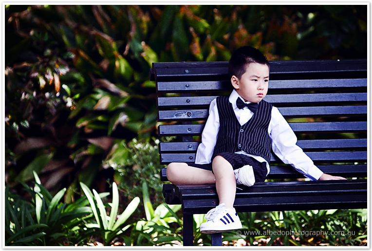 Queens Gardens and Frasers Restaurant Wedding  | Jade and Aaron JA 0649 Edit XL