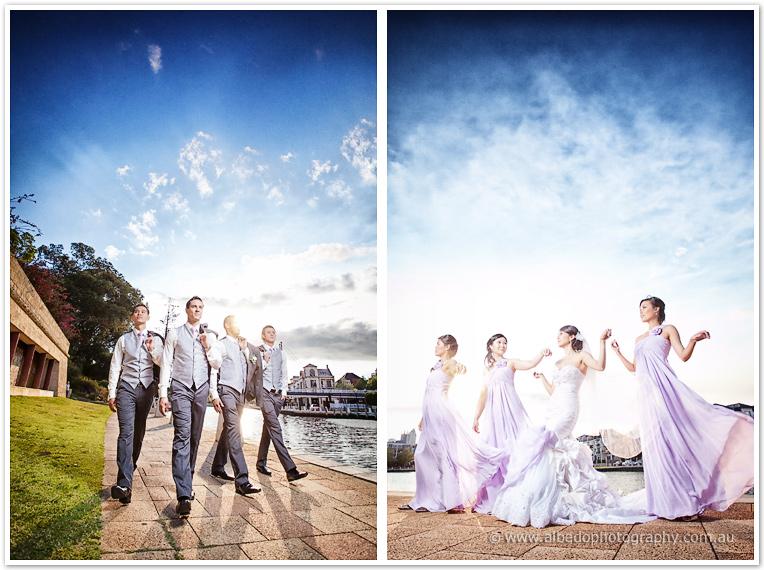 Queens Gardens and Frasers Restaurant Wedding  | Jade and Aaron JA 0961 Edit XL