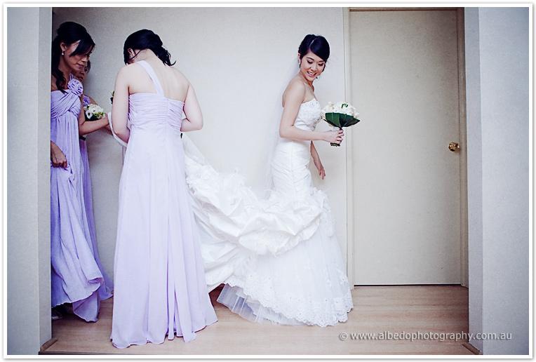 Queens Gardens and Frasers Restaurant Wedding  | Jade and Aaron JA 0564 Edit XL
