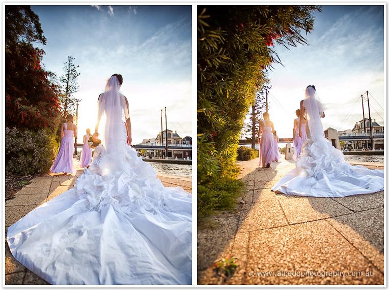 Queens Gardens and Frasers Restaurant Wedding  | Jade and Aaron JA 0970 Edit XL