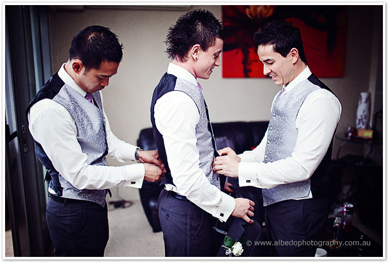 Queens Gardens and Frasers Restaurant Wedding  | Jade and Aaron JA 0608 Edit XL