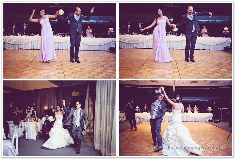 Queens Gardens and Frasers Restaurant Wedding  | Jade and Aaron JA 1090 XL