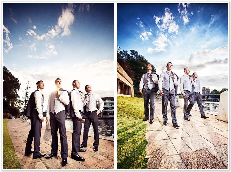 Queens Gardens and Frasers Restaurant Wedding  | Jade and Aaron JA 0954 XL