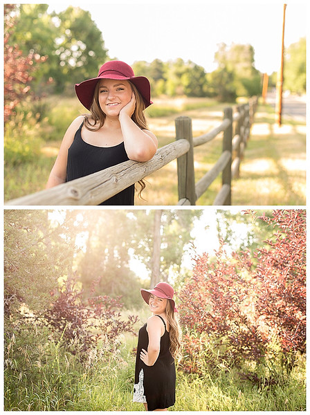 Littleton Colorado Girls Summer Senior Session-6