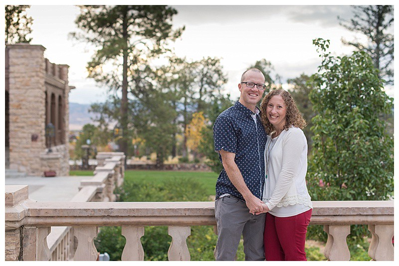 Highlands Ranch Mansion Fall Photo Session 15