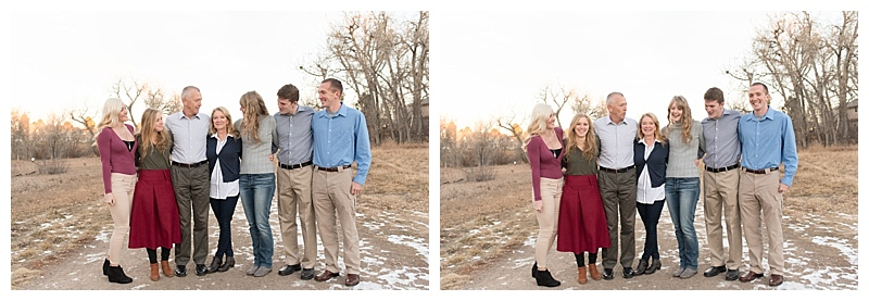 Centennial Colorado Extended Family Session 01