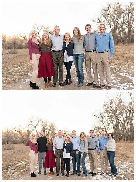 Centennial Colorado Extended Family Session 04