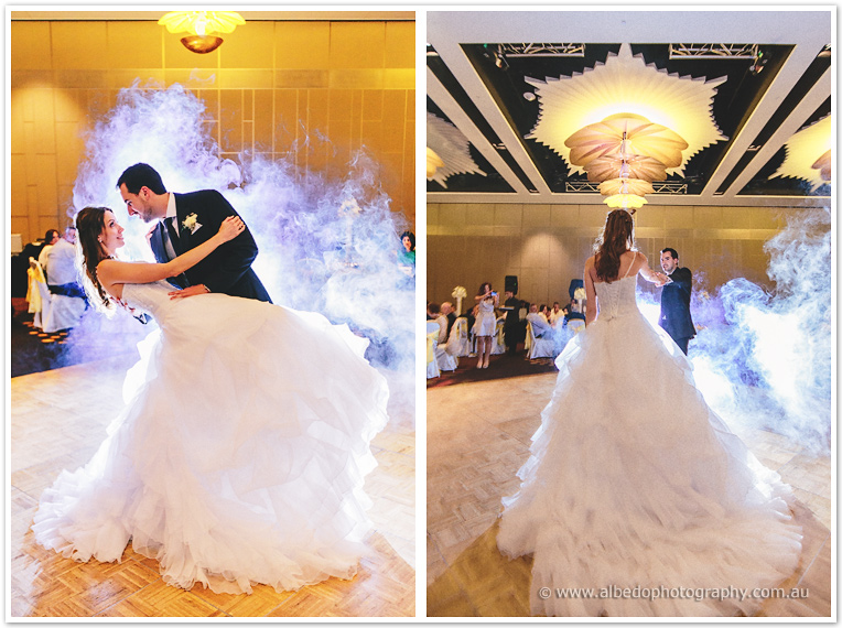 Brazilian Greek Wedding at Astral Ballroom | Michele & Nick MN  767 L