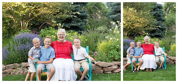 Centennial Colorado Extended Family Session-15