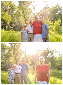 Centennial Colorado Extended Family Session-6