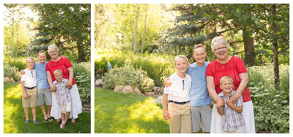 Centennial Colorado Extended Family Session-14