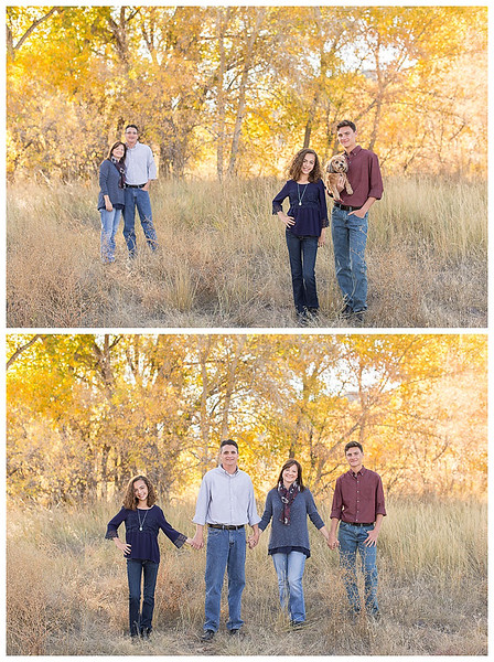 Littleton Colorado Fall Family Session-3