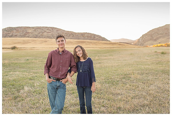 Littleton Colorado Fall Family Session-15