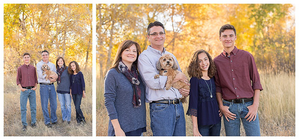 Littleton Colorado Fall Family Session-2