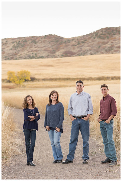 Littleton Colorado Fall Family Session-17