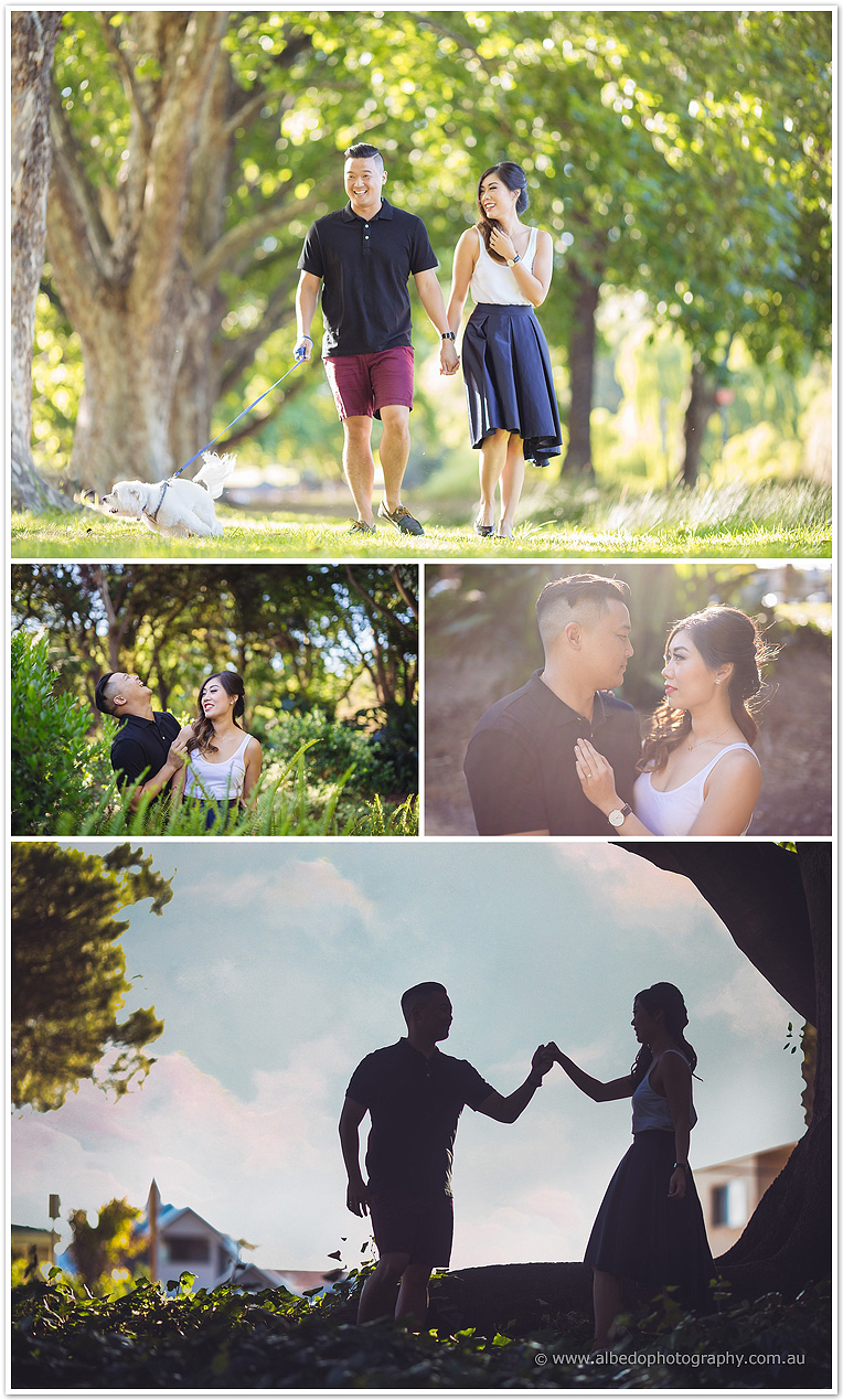 Engagement photos Perth Wedding Photographer
