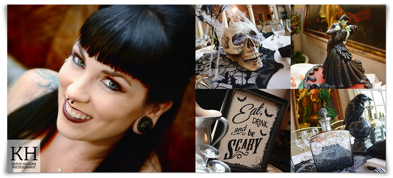 Kylie & Sean's Gothic Wedding