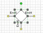 n-ary shape default