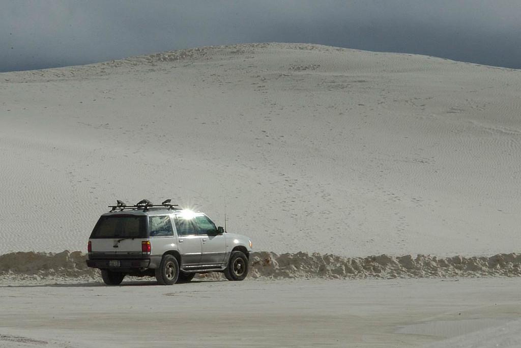 Whitesands NM