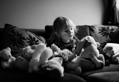 Jasmine and the teddies