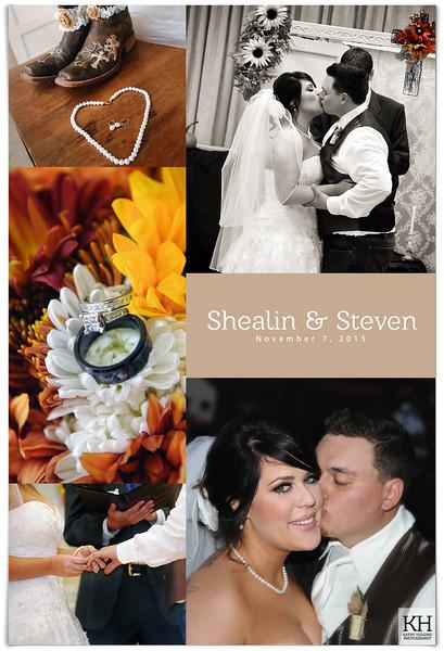 Shealin and Steven