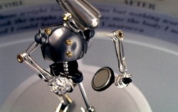 introspective robot