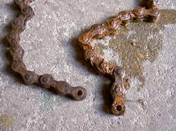 broken link in chain