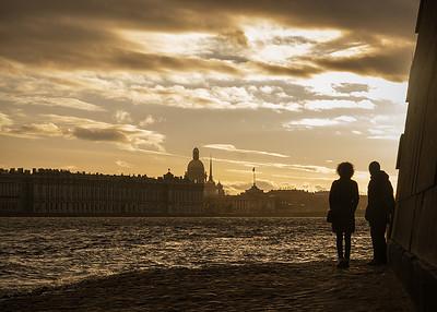 Sankt Petersburg, november 17