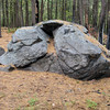 a big rock!