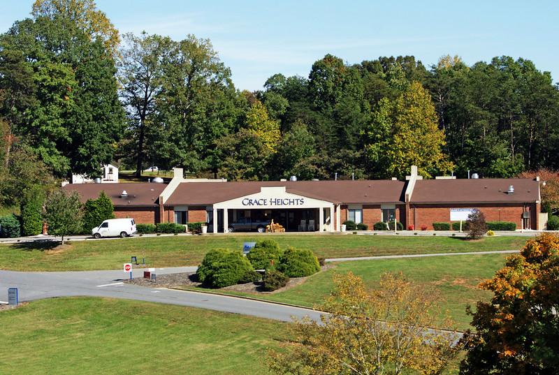 Grace Heights Health & Rehabilitation Center