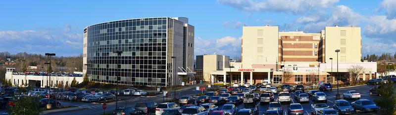 Grace Hospital Morganton - ED entrance
