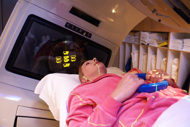 Linac Patient at Valdese Hospital