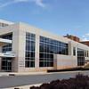 Valdese Hospital Lower Entrance - Rehab and Surgery