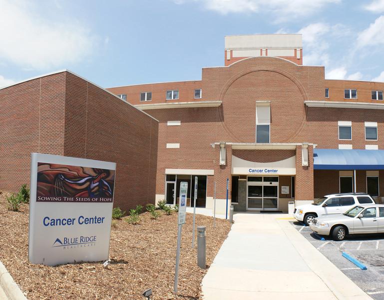 Cancer Center Panorama - Valdese Hospital