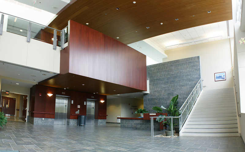 Lower Lobby - Valdese Hospital