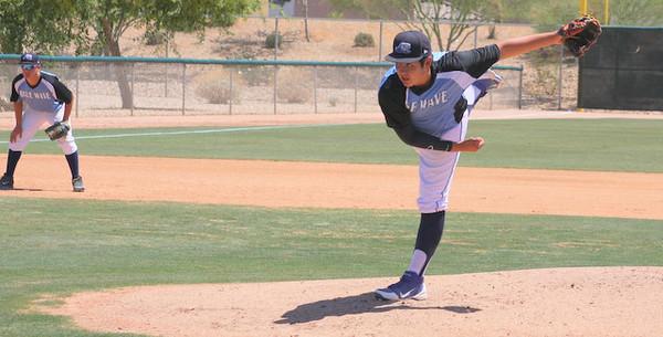 Blue Wave 15U @ USA Baseball Championships 2014